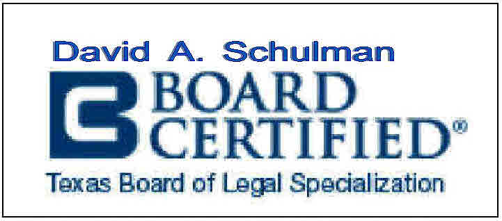 Board Certified by the Texas Board of Legal Specialization in Criminal Law in 1991, and in Criminal Appellate Law in 2011.